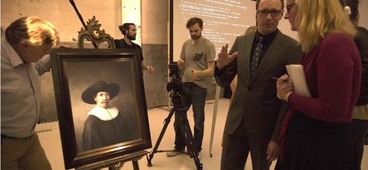 Faux Rembrandt