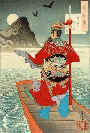 YOSHITOSHI et la Lune 016