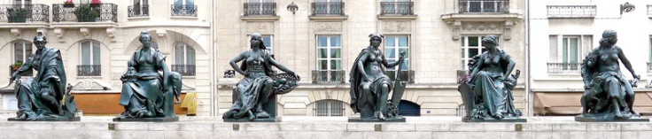 LES 6 CONTINENTS MUSEE ORSAY