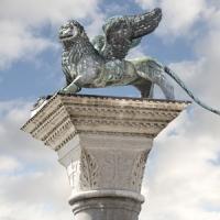 Lion of Venice, Piazzetta San Marco