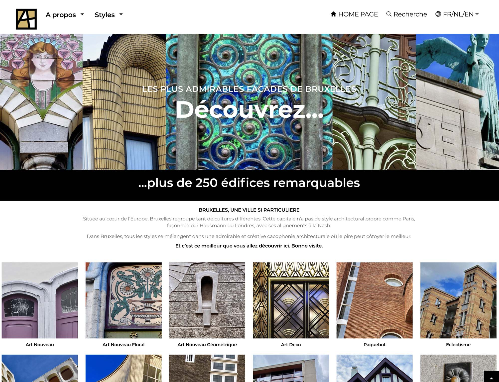HOME PAGE PARTAGE